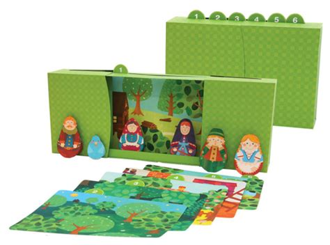 Canon Printable Paper Crafts - printable paper puppet theatre in crafts for babies and