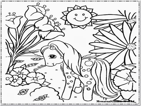 mewarnai gambar kartun princess page 8 mewarnai gambar my little pony mewarnai gambar