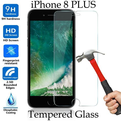 tempered glass screen protector  apple iphone