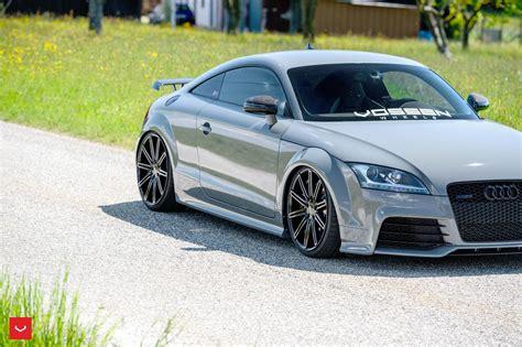Audi Tuning by Audi Tt Rs Tuning Wallpapers Hd Sport Vossen Wheels