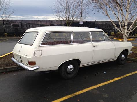 opel rekord 1963 cc capsule 1965 opel rekord b caravan the only one like