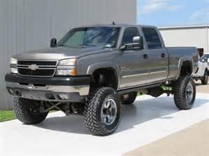 Chevrolet Trucks For Sale In 2007 Chevrolet Silverado 2500 Diesel 4 215 4 For Sale
