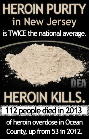 Heroin Detox Centers In Nj by Heroin Kills More Than Vehicle Accidents