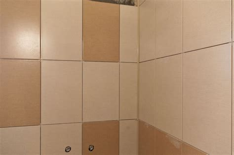bathroom corner tiles how to install wall tile in bathroom howtospecialist how to build step by step