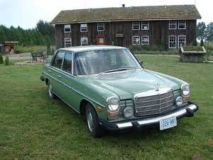 1975 Mercedes 300d 1975 Mercedes 300d For Sale Highgate Ontario