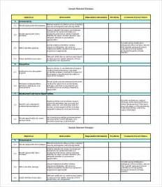 work plan template excel work plan template 10 free excel documents