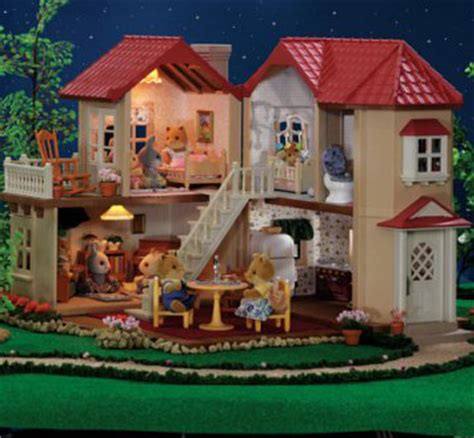 calico critters house calico critters townhome calico critters