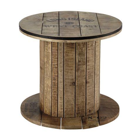 Good Table Bout De Canape #5: Beistelltisch-kabeltrommel-aus-mangoholz-d-50-cm-sailor-1000-2-1-155637_1.jpg
