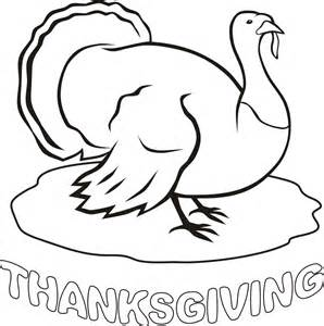 thanksgiving day coloring pictures free coloring pages for kids 2011 08