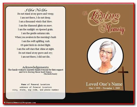 Funeral Program Template For Mac Template Resume Exles Rgbv5re0wz Funeral Program Template For Mac