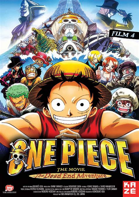 film one piece l aventure sans issue vf buy dvd one piece movie 04 the dead end adventure dvd nl