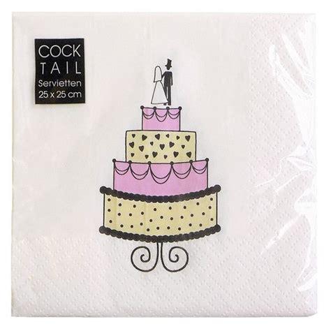 wedding cake napkins wedding cake napkins gifts co uk gifts co uk