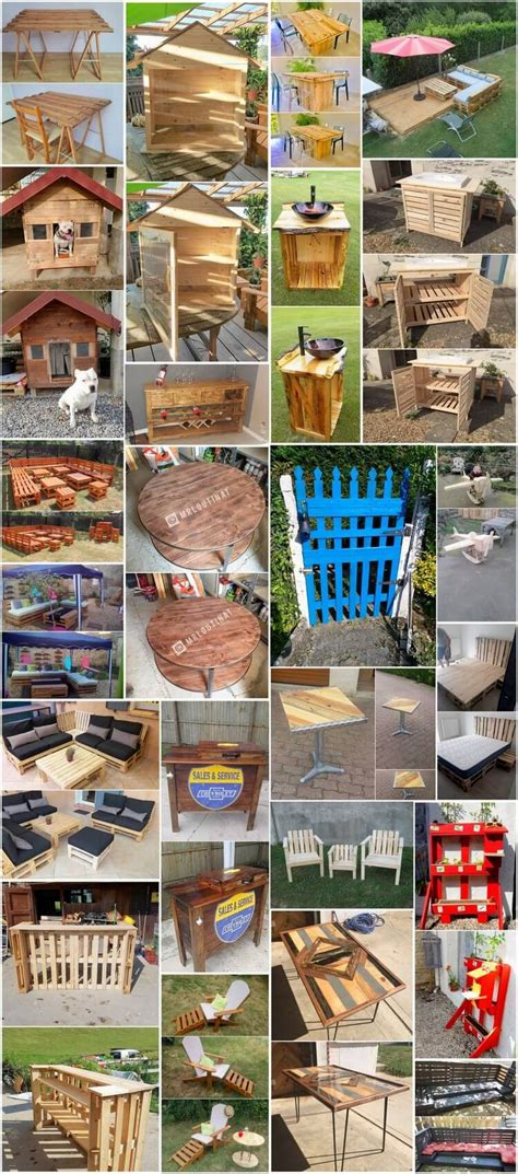 best upcycling projects best and easy diy wood pallet upcycling ideas pallet