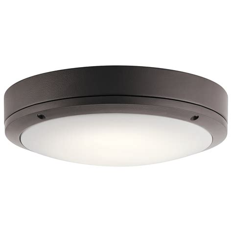 outdoor led ceiling lights 11 quot led outdoor wall ceiling light azt