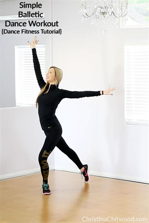 dance tutorial post to be simple balletic dance workout dance fitness tutorial