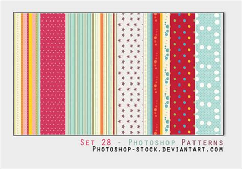 photoshop pattern list 100 free patterns to boost your creativity inspiration