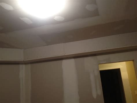 hometalk soffit solution in basement suggestions