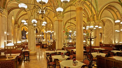 Vienna Coffee House by Viennese Coffeehouse Culture Julius Meinl