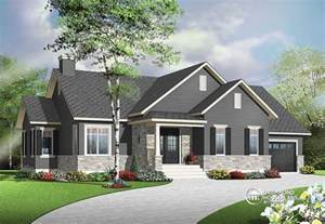 bungalow house design plan of the week quot just right quot sized bungalow drummond