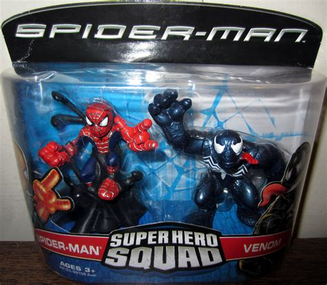 Figure Transformers Shs spider venom figures squad hasbro