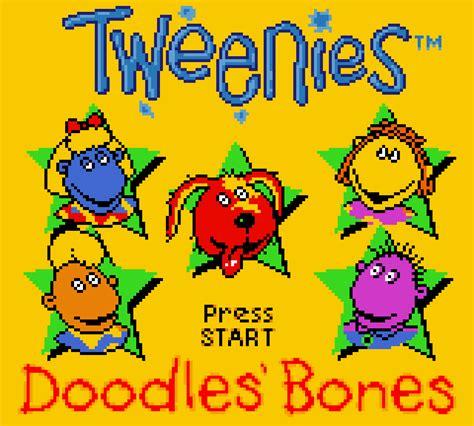 doodle name nia vgjunk tweenies doodles bones boy color