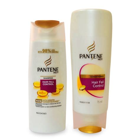 Harga Shoo Pantene Hair Fall pantene shoo hair fall 80ml pantene