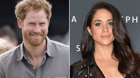 Prince Harry Split by Prince Harry Takes Meghan Markle To Friend S