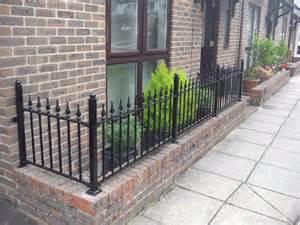 Wall And Railings Wall Railings Duck Forge