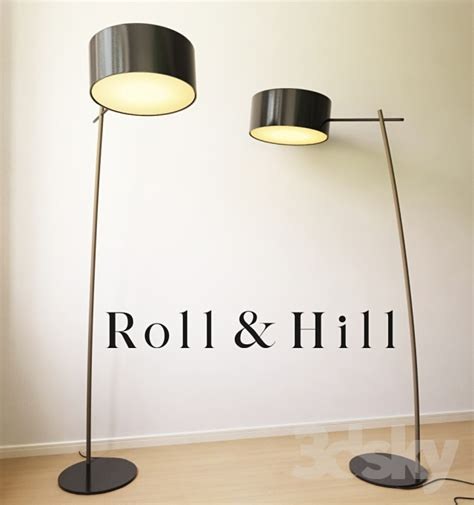 Roll And Hill Lighting by 3d Models Floor L Roll And Hill L