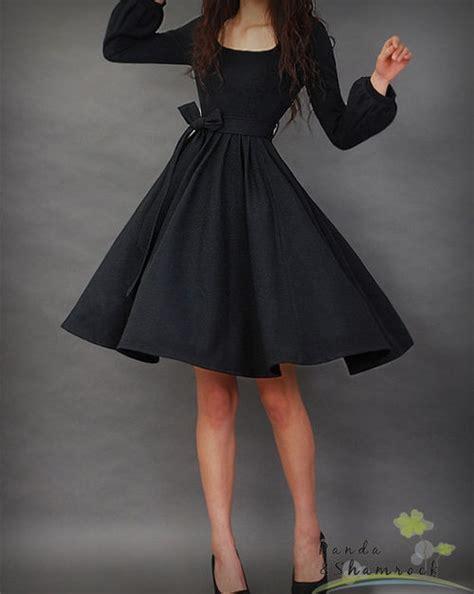 Black Lovely Dress 18717 black dress
