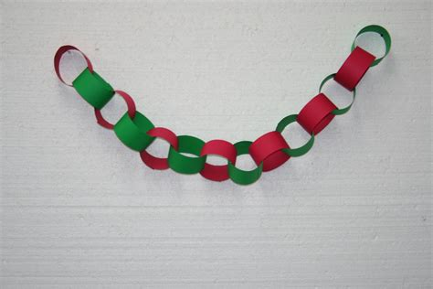 Paper Chains For - pieces from my hop day 12