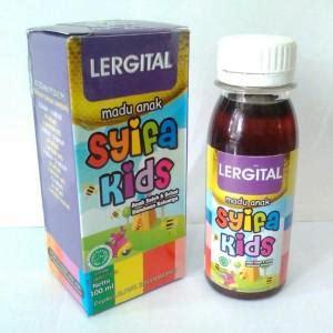 Madu Herbal Anak Syifa Lergital Menghilangkan Alergi Gatal Hiu 1 madu anak syifa lergital alergi dan gatal