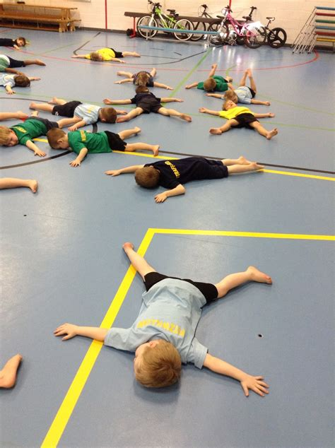 class  pe lesson hoyland common primary school blogsite