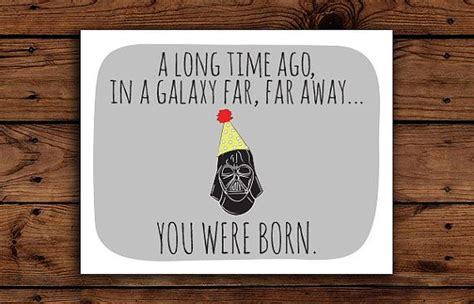 printable birthday cards star wars star wars birthday card template pictures to pin on