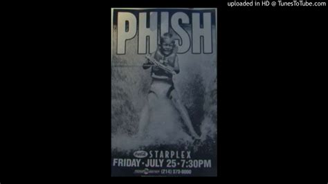 phish bathtub gin phish bathtub gin 7 25 1997 dallas tx youtube