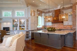 Brick Backsplashes For Kitchens 9 trendy kitchen tile backsplash ideas porch advice