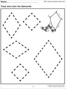 shape worksheets for preschoolers free 1000 images about