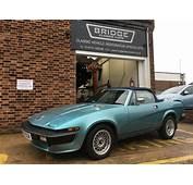 1981 Triumph TR7 V8  MOT And Service Bridge Classic Cars