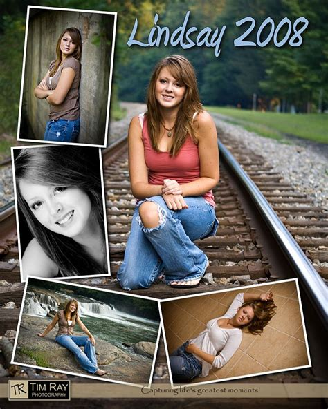 senior photo collage templates looking for senior portrait advice with templates or