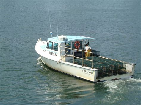 the lobster boat attachment browser lobster boat boston united states 1152