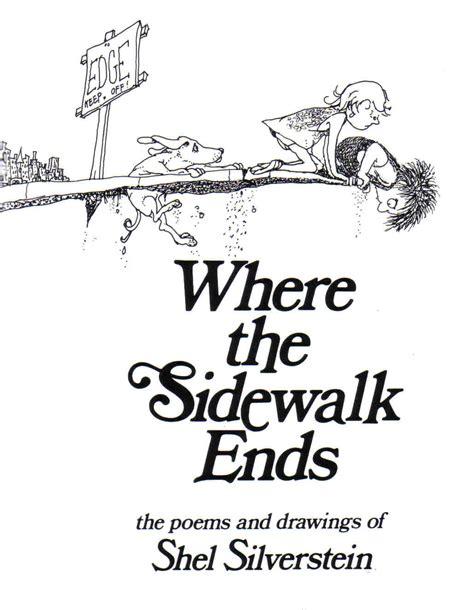 where the sidewalk ends books we love part 2 contemplating montessori