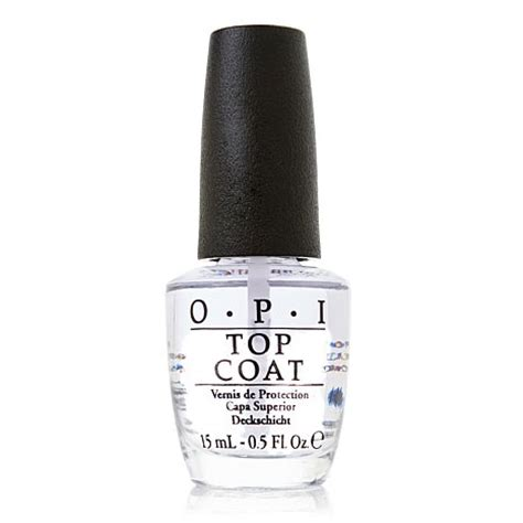 O P I Top Coat opi top coat one of the 5 best top coats to make nail