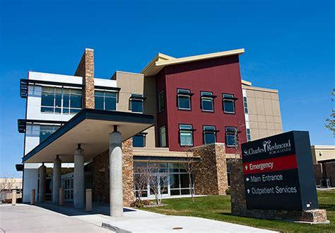 redmond emergency room st charles hospital redmond oregon
