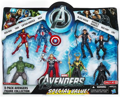 figure 8 pack marvel exclusives figure 8 pack on sale at
