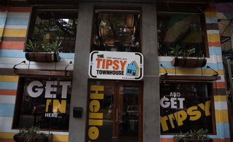 tipsy townhouse 10 new cafs bars to visit in mumbai to kick off party season