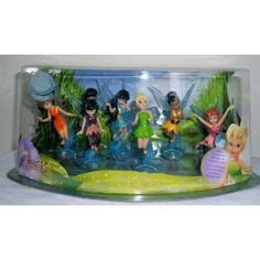 Figure Disney Fairies Tinker Bell Set 2 1000 images about disney figurine set on figurine play sets and disney princess