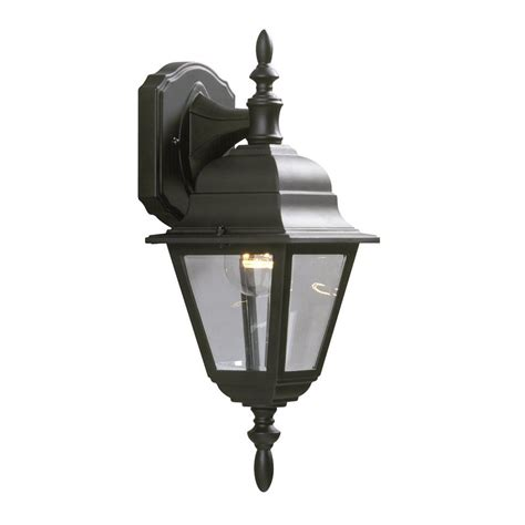 black wall lights turn your patio into an amazing exterior room warisan lighting shop galaxy 16 in h black outdoor wall light at lowes