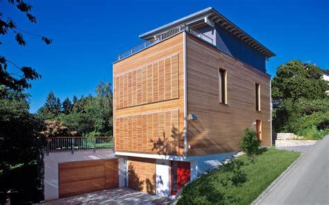 baufritz wandaufbau moderne architektur als design haus baufritz