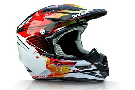 Premium Custom Helmet Wraps Decals
