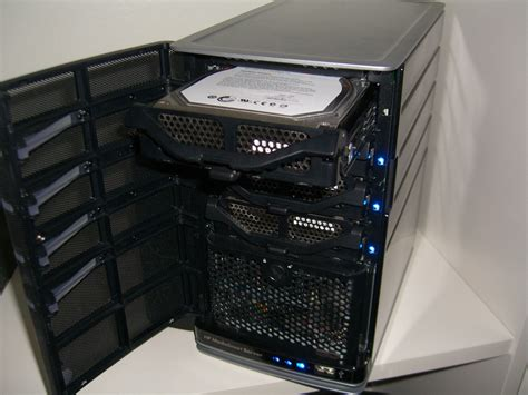 Harddisk Server how to upgrade two out of four of your drives in windows home server hanselman